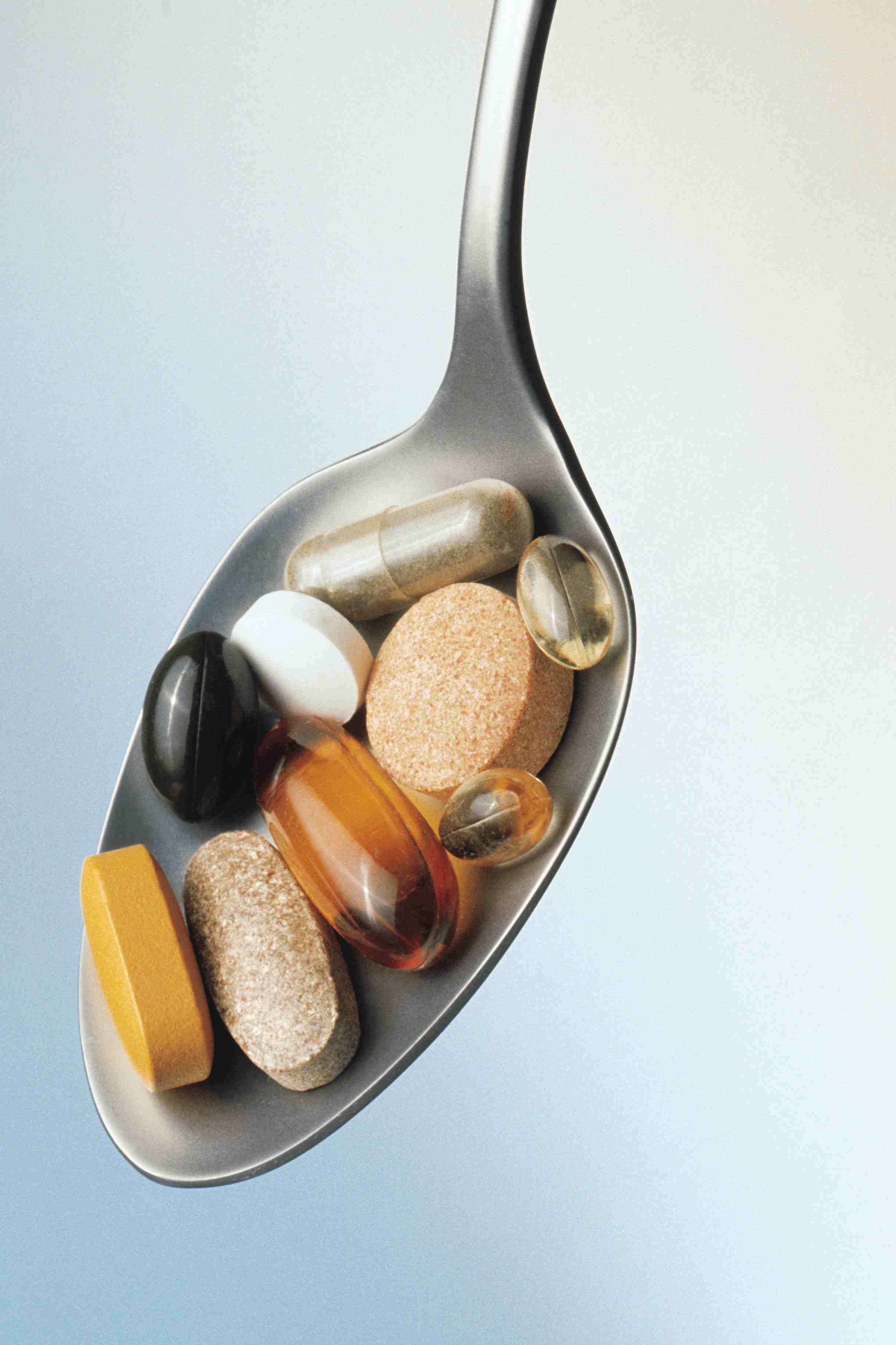 25 maneras de descubrir a los charlatanes de las vitaminas y los suplementos dietéticos