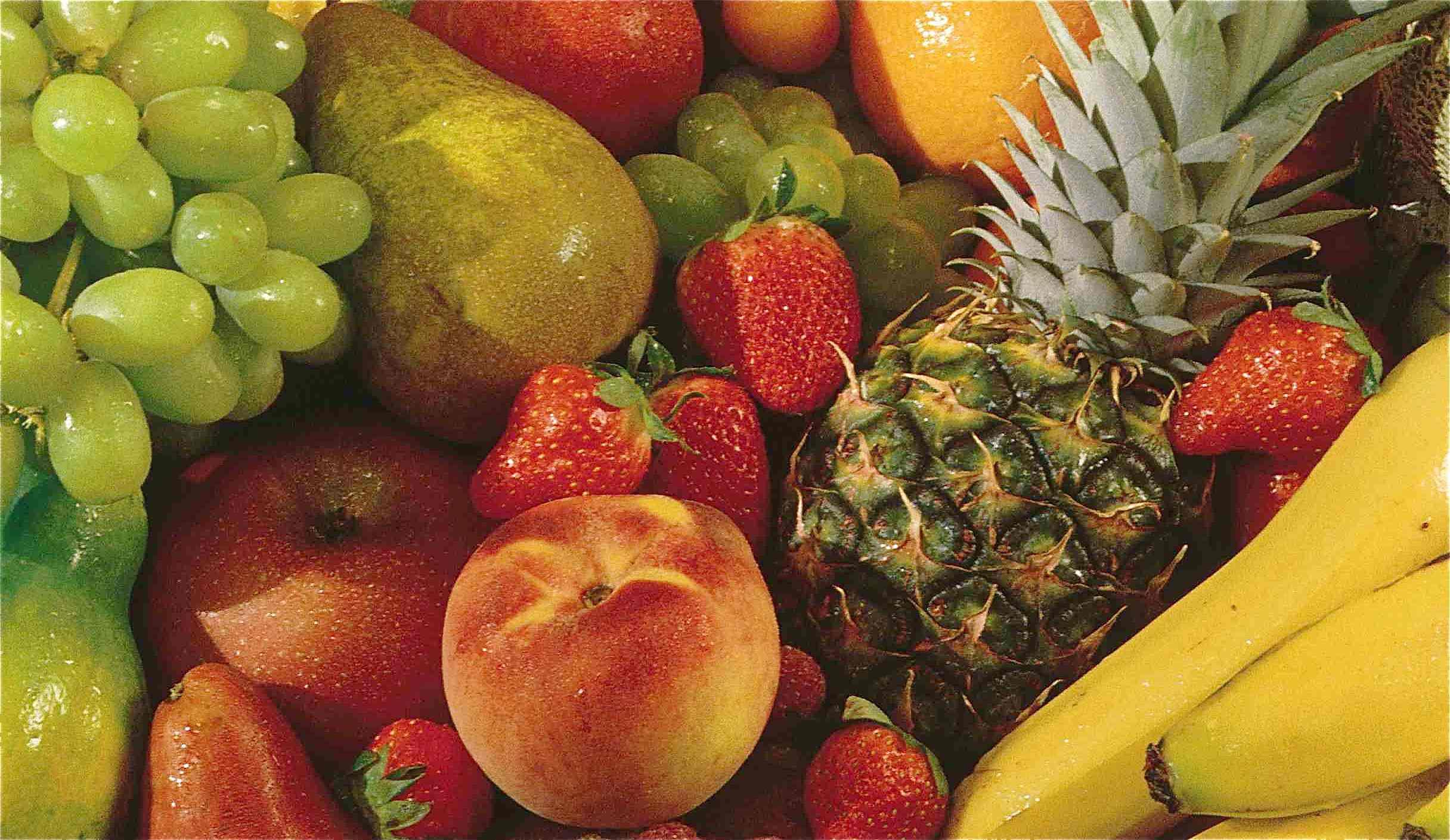 """Ensalada de Fruta """"Arcoiris"""""""