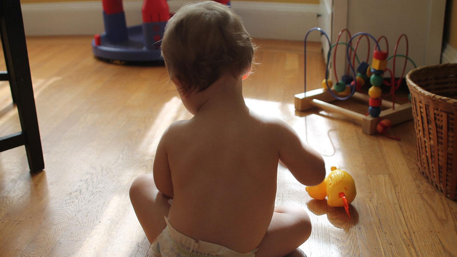 Prepara un hogar más limpio para tu bebé