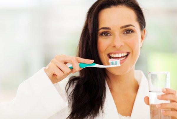limpieza de tus dientes