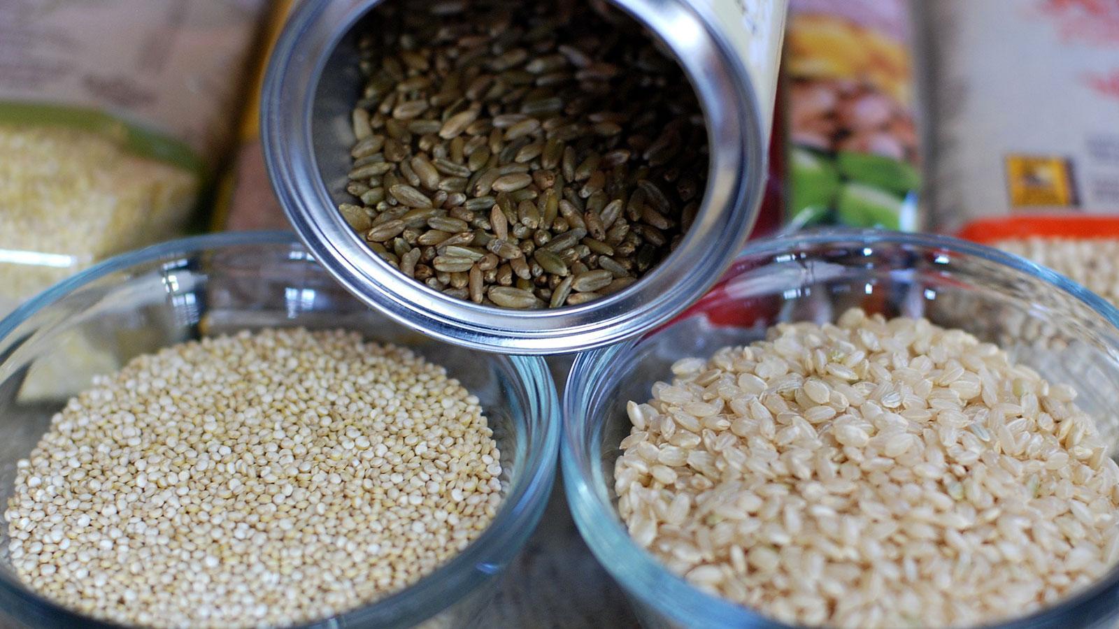 ¿Cómo aumentar el consumo de fibra en tu dieta? La fibra y sus beneficios
