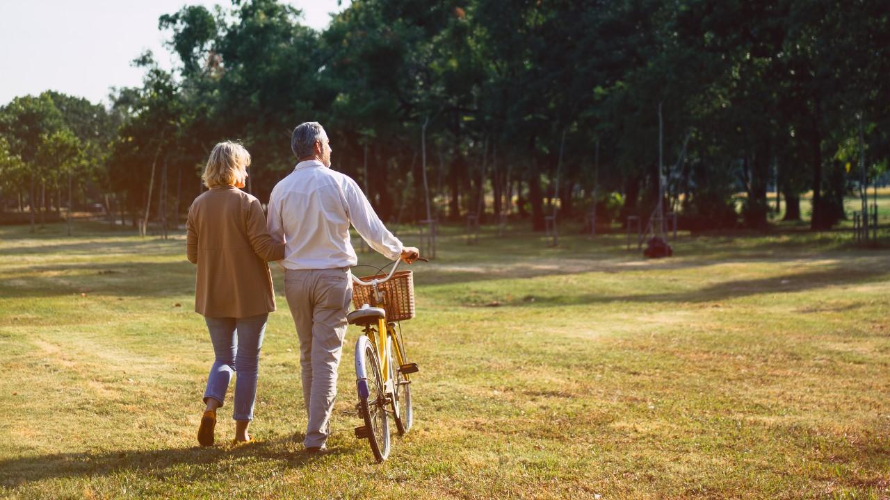 El contacto con la naturaleza - una buena terapia para la salud mental