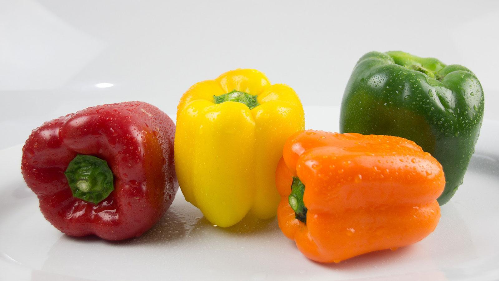 ¡Ponle color a tu comida!
