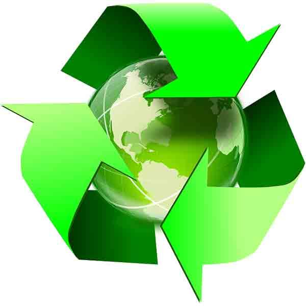 El reciclaje o reciclado comienza en casa