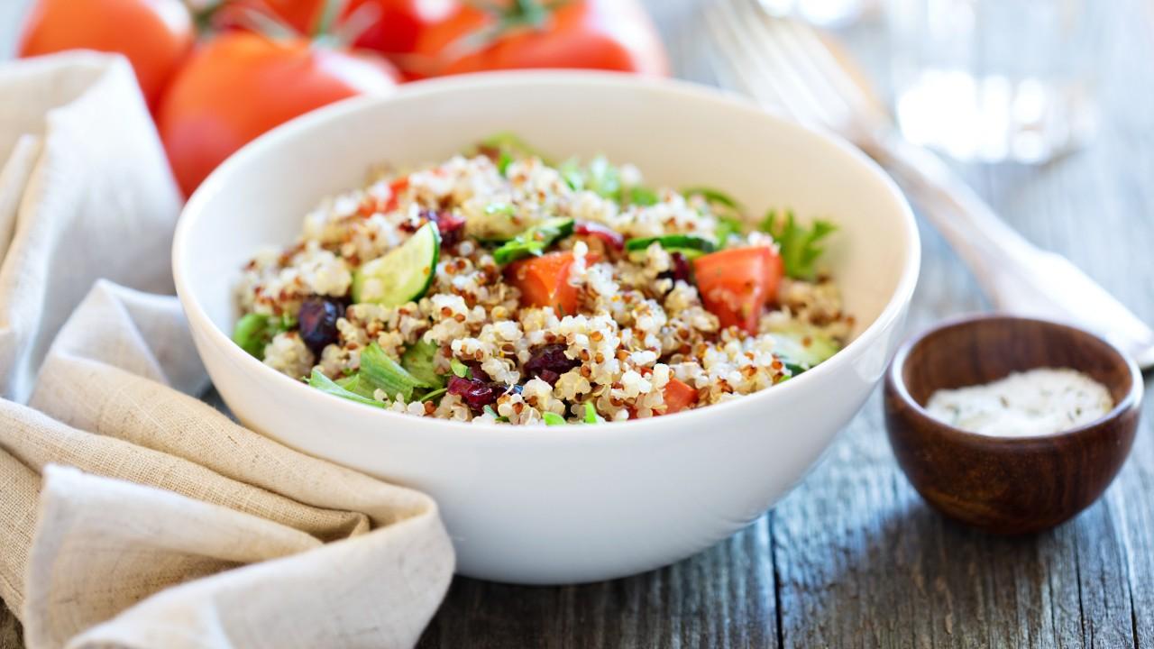 ¿Has probado la quinoa? ¡Es un alimento saludable que te va a encantar!