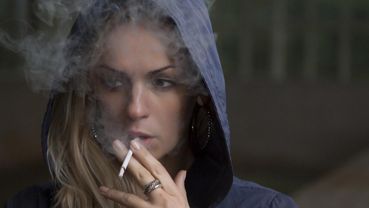Como reducir el estrés mientras dejas de fumar
