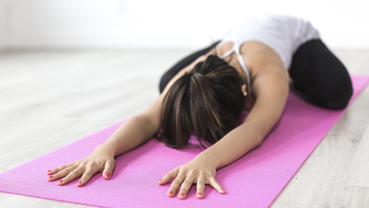 Yoga y estiramiento para el dolor de espalda