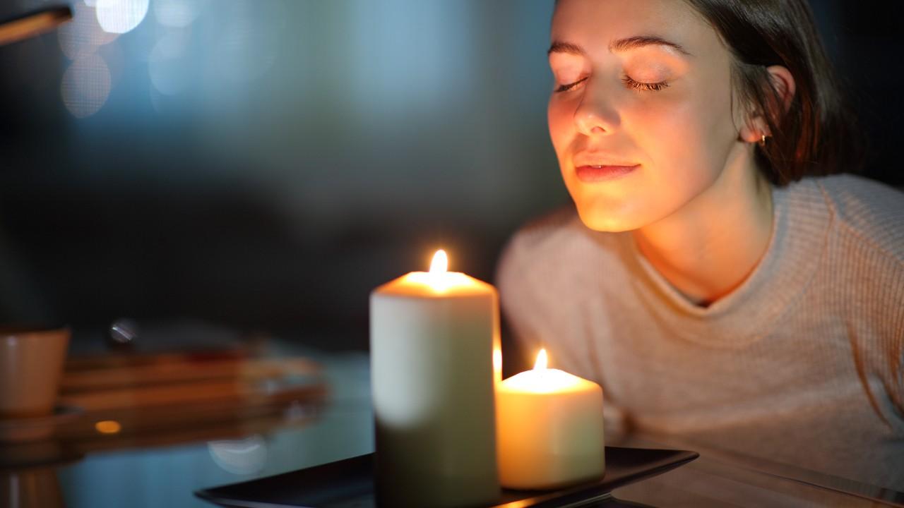 Las velas aromáticas y los ambientadores pueden provocar alergias y asma