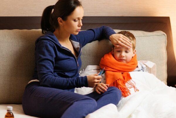 10 enfermedades que pueden afectar a los niños. ¡Infórmate!