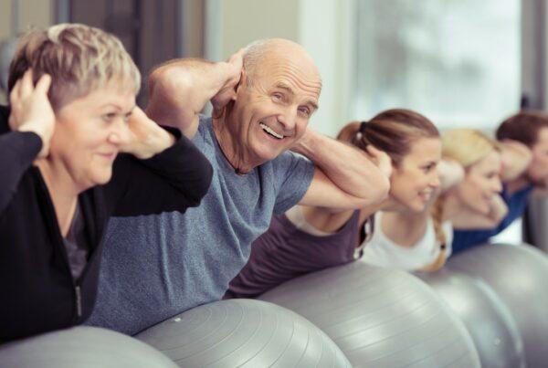 Haz ejercicio para mejorar el equilibrio