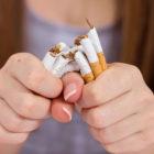 sin fumar