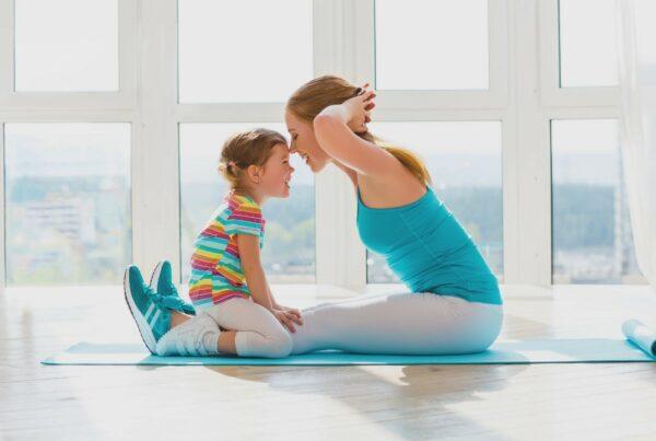 ¿Cómo ejercitarse cuando se tienen hijos?