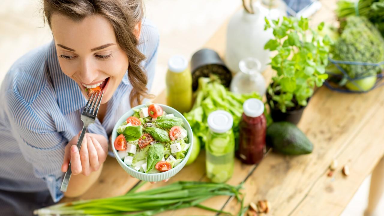 Come más verduras para proteger el páncreas