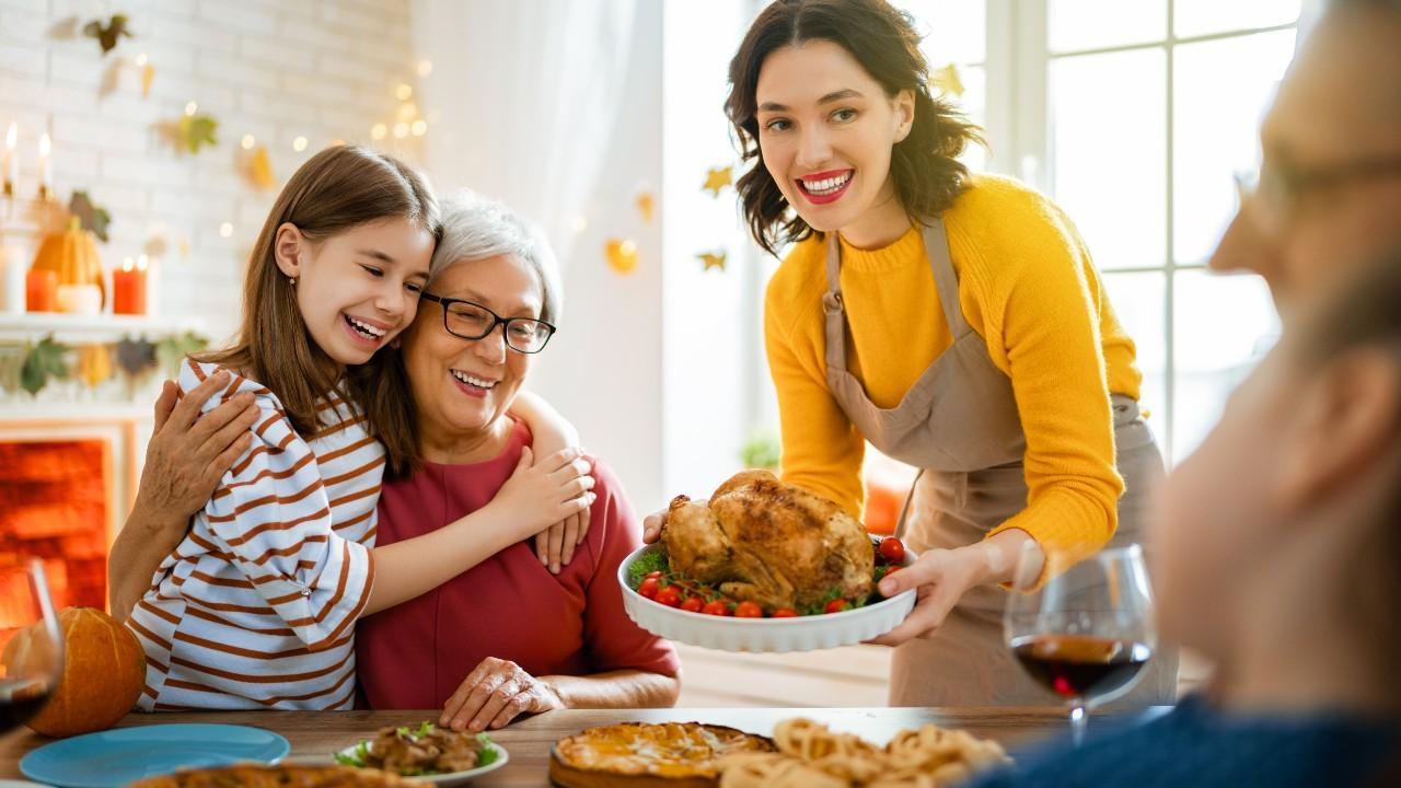 20 consejos para un Día de Acción de Gracias (Thanksgiving) seguro y saludable