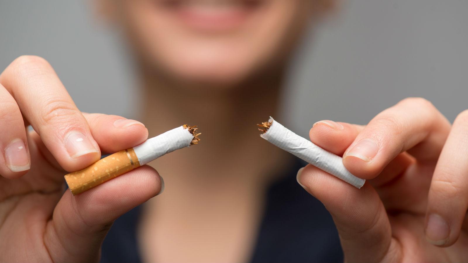 Dejar de fumar: tu resolución principal en el 2020