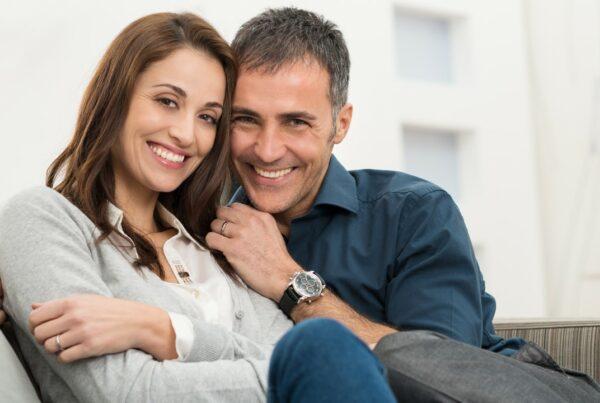 ¿Un matrimonio feliz te hace engordar?