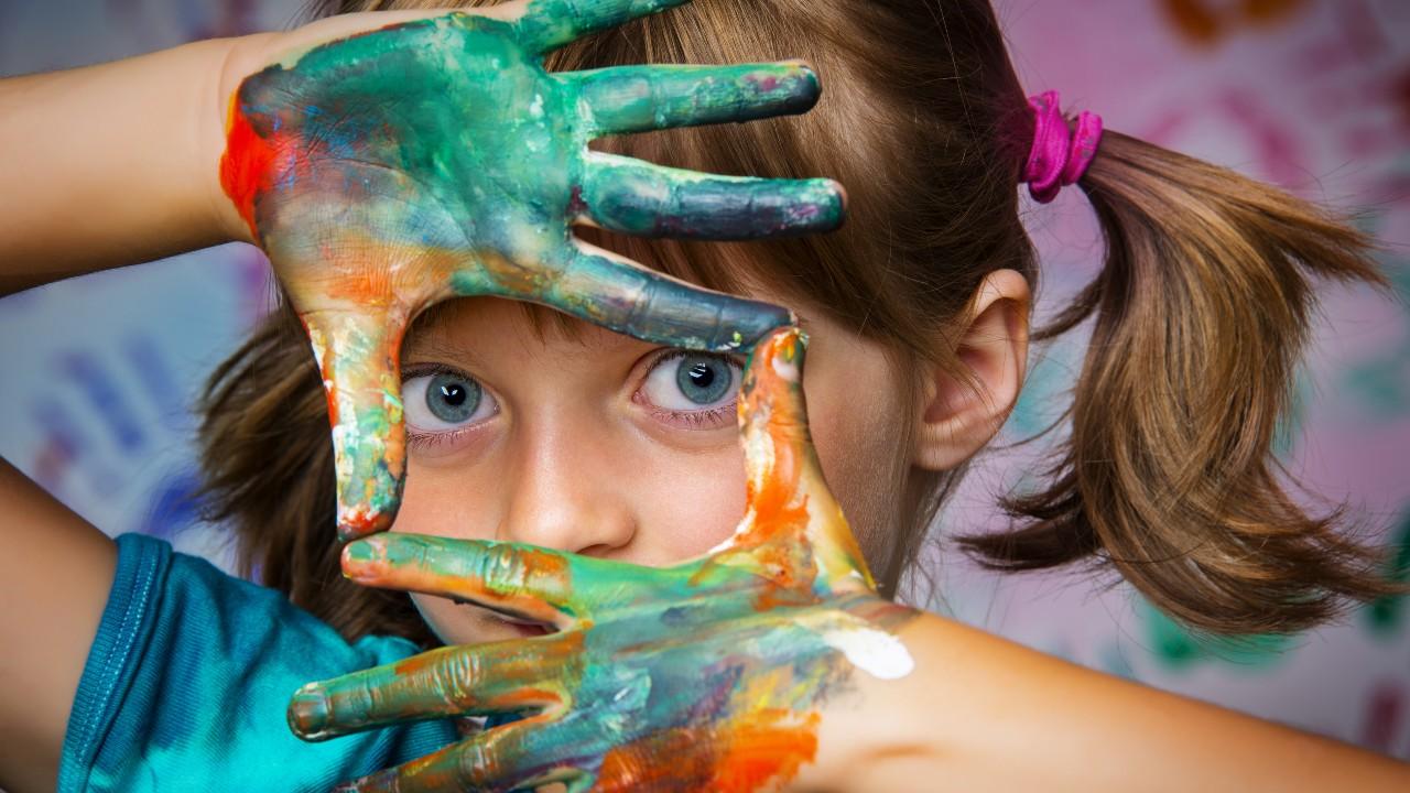 Dos buenas amigas: la creatividad y tu salud