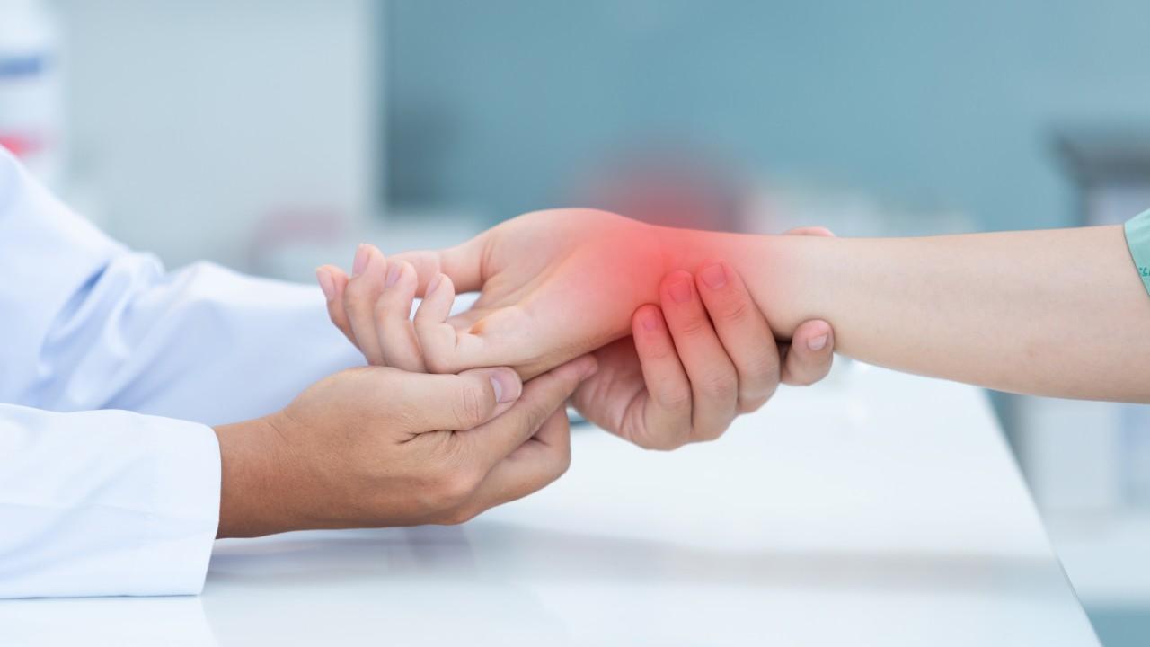 El masaje podría ser eficaz para el síndrome del túnel carpiano