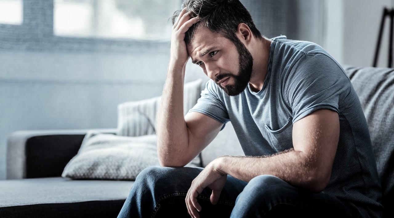 La depresión afecta a los hombres más de lo que se pensaba