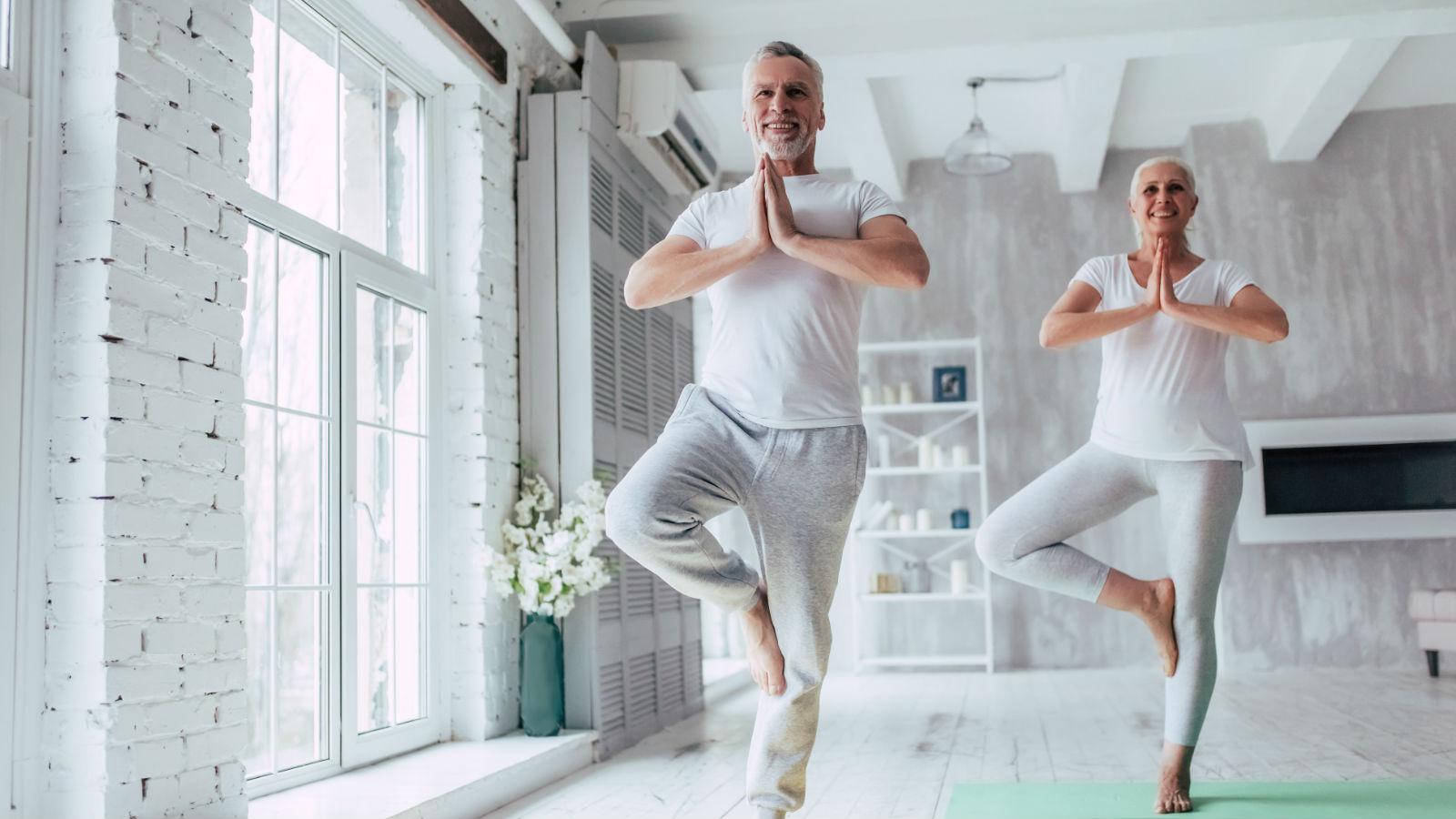 El yoga: una alternativa para combatir el EPOC
