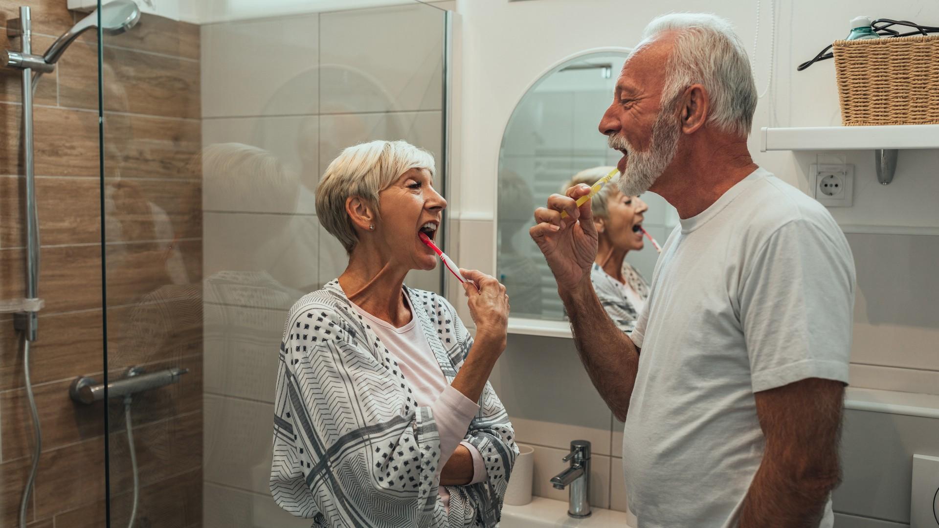 La salud oral de los adultos mayores no se debe descuidar