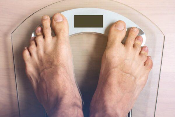 Los trastornos alimenticios y los hombres
