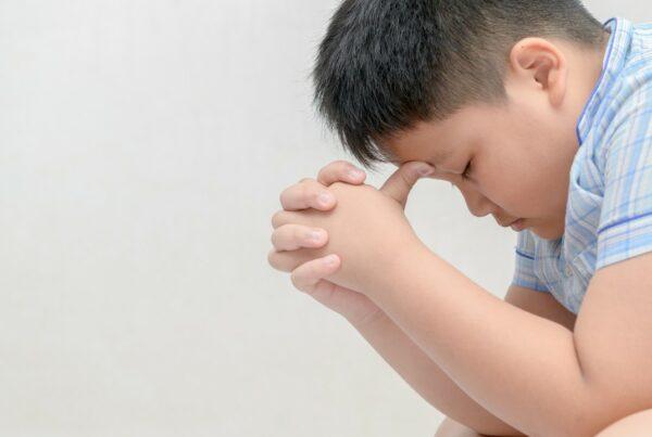 Los niños obesos tienen niveles más altos de estrés