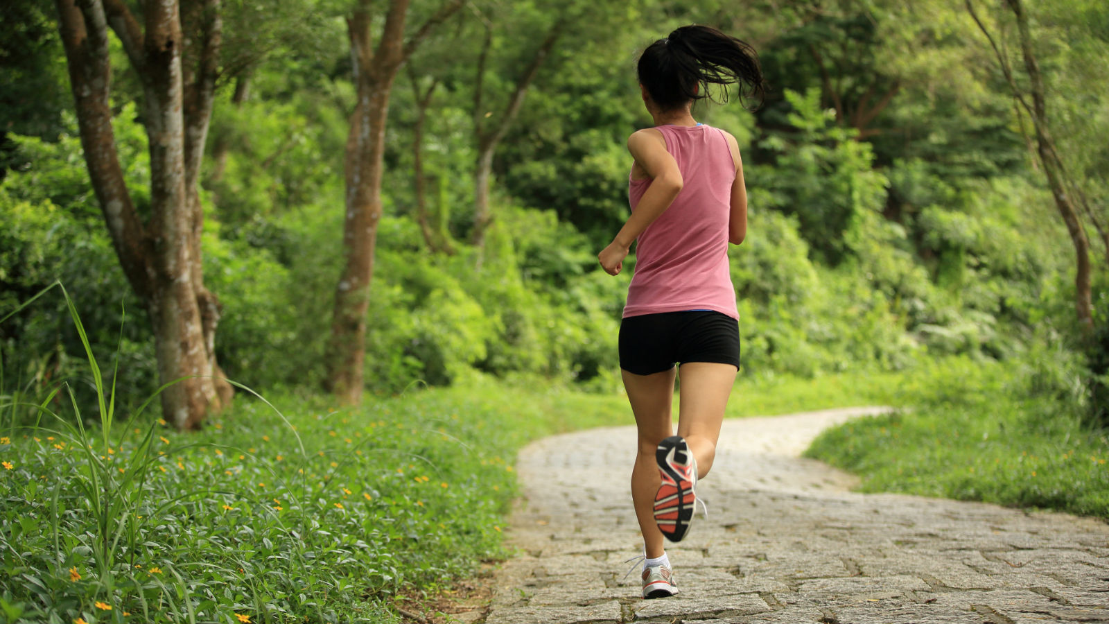 Para sobrevivir al cáncer de seno, correr es mejor que caminar