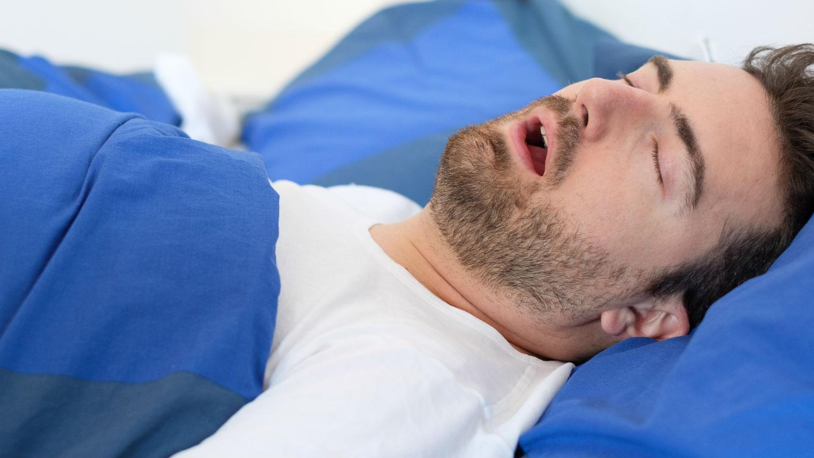 Apnea del sueño – síntomas, diagnóstico y tratamiento