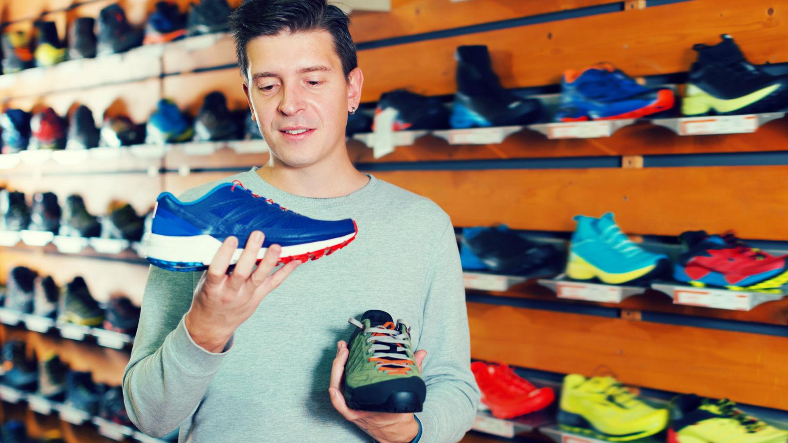 Cómo comprar zapatos