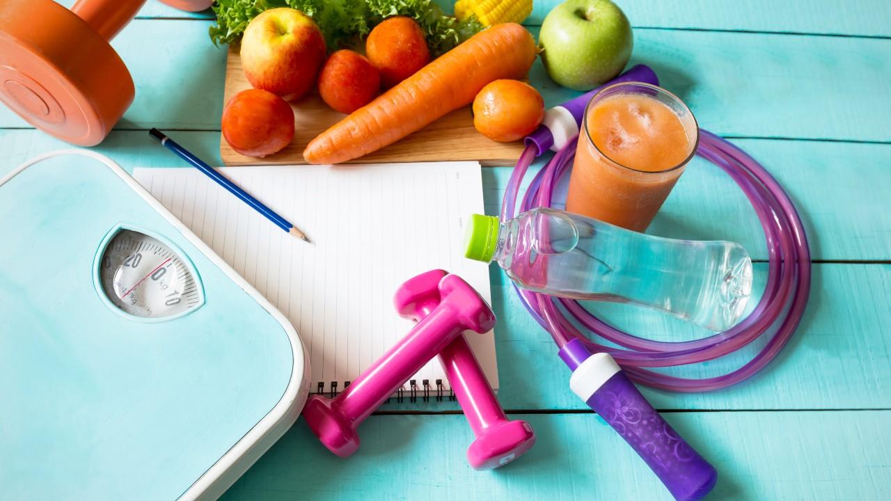 No basta comer más frutas y verduras para perder peso