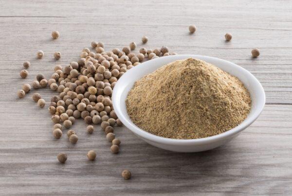 Usos medicinales de la pimienta blanca