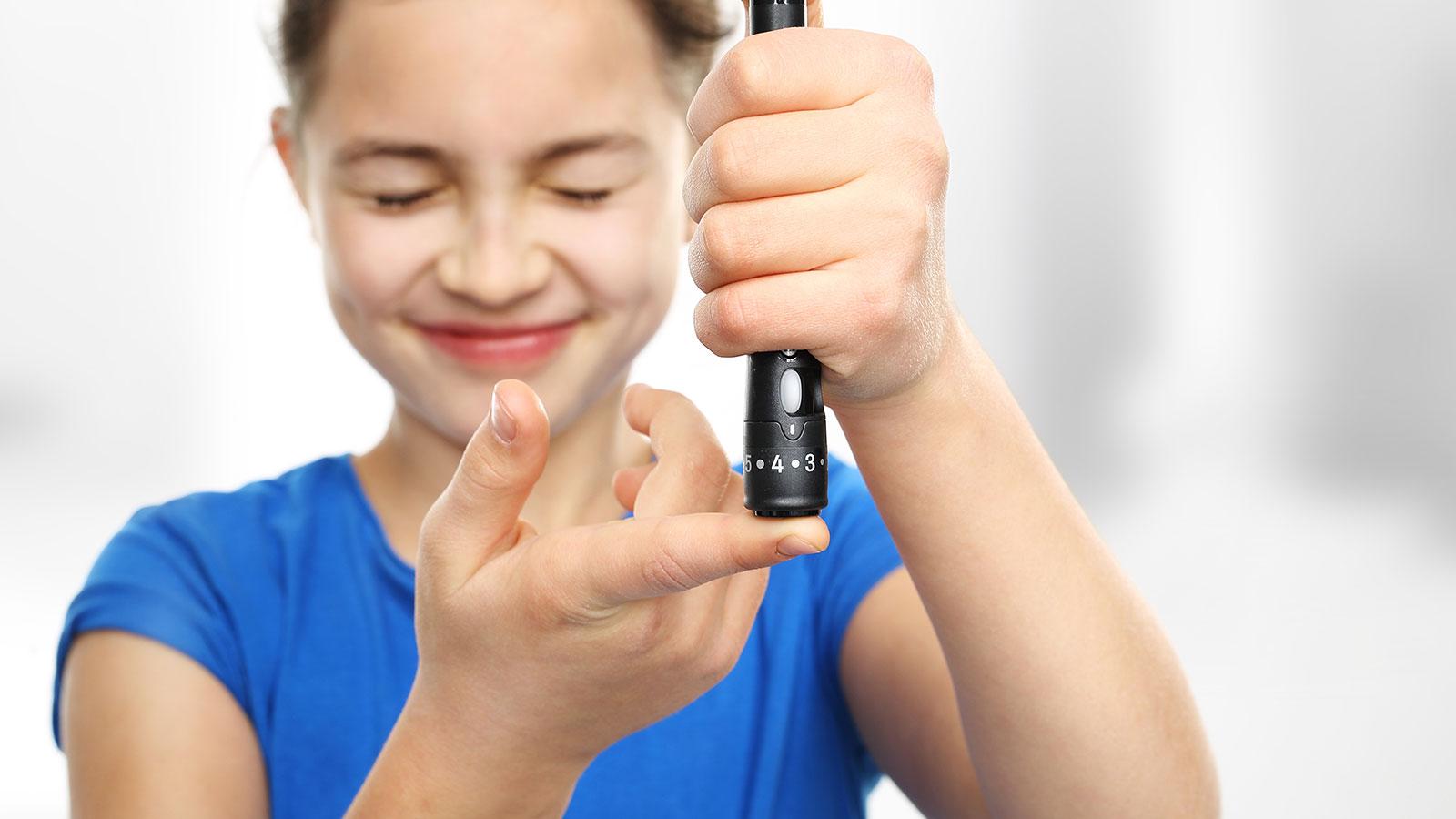 diabetes en la escuela
