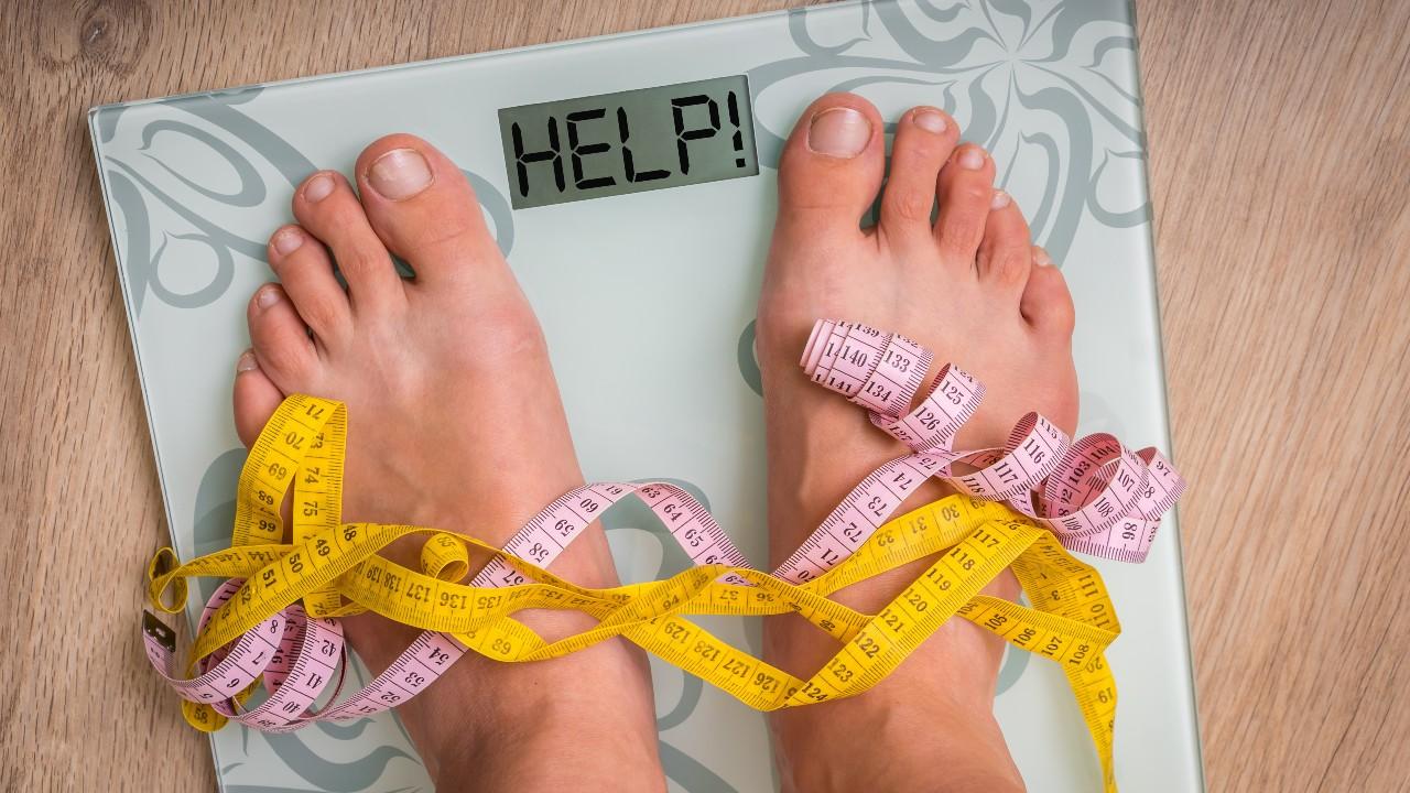 Bajar de peso de manera gradual no es siempre lo ideal