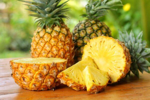 Bromelina (piña o ananás) - usos medicinales