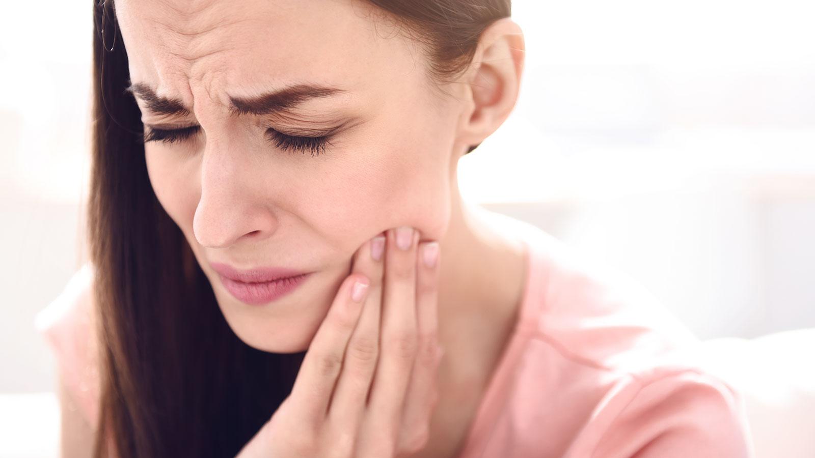 dolor de muela tomando antibiotico