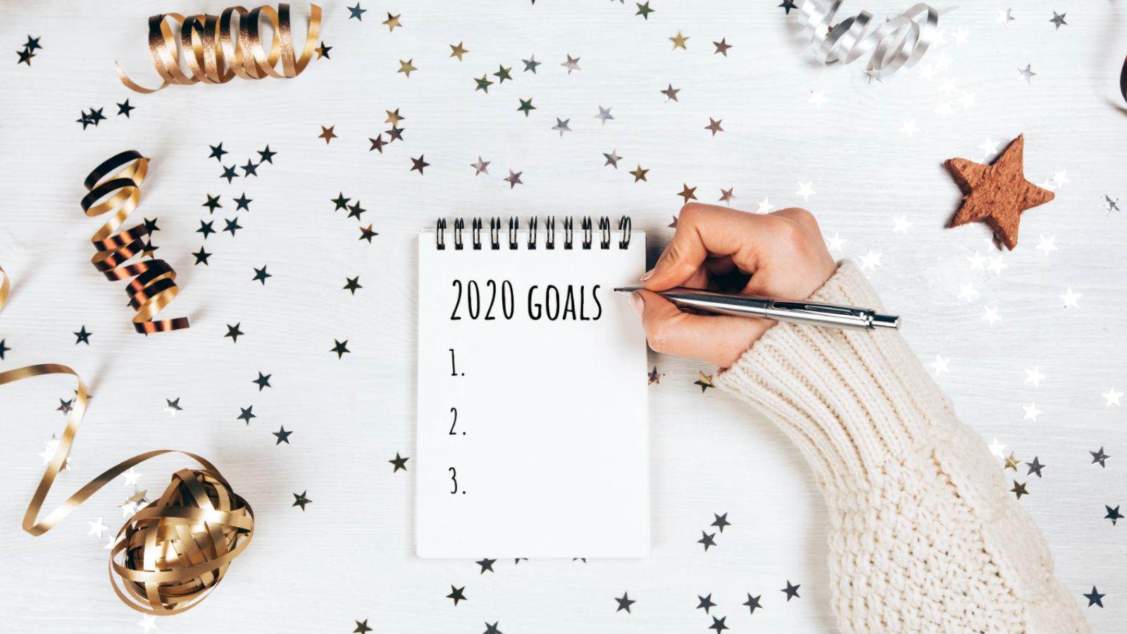 ¿Quieres lograr tus resoluciones de año nuevo?