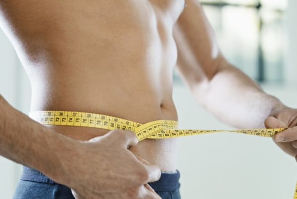 peso y testosterona