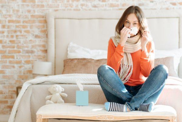 La diabetes y la gripe