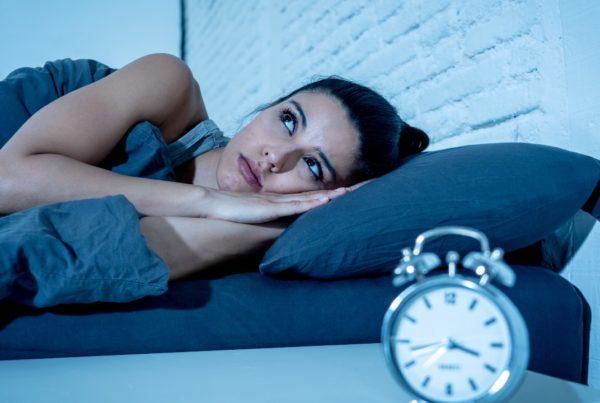 Vence el insomnio