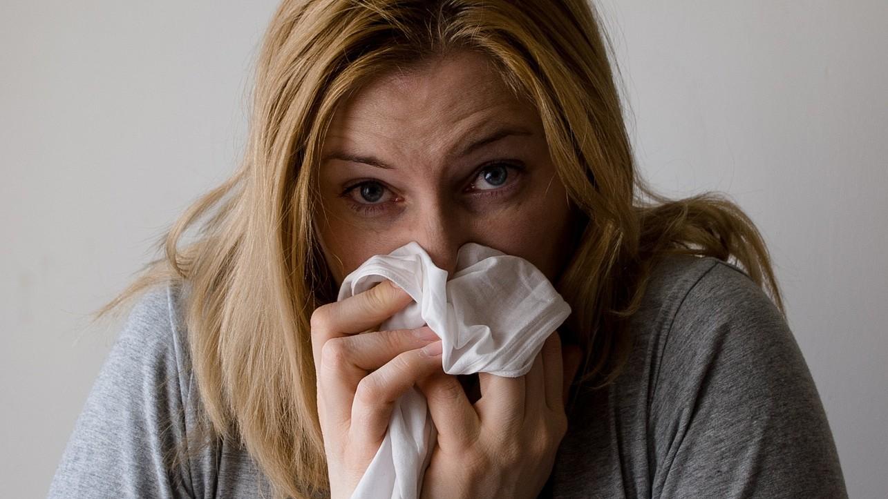 Elimina el polvo y el moho para reducir los causantes de las alergias