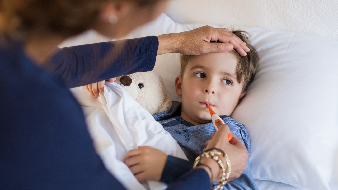 La fiebre: una señal de alerta