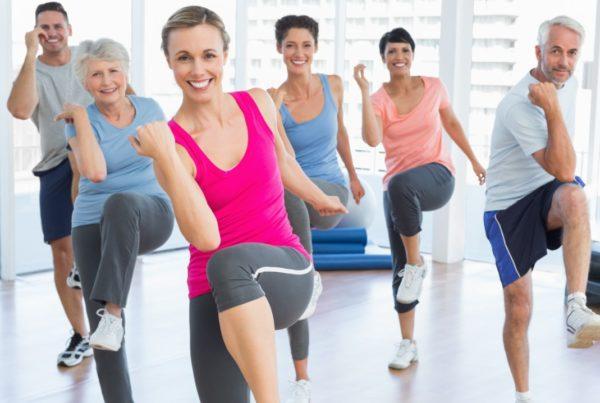 El ejercicio aeróbico y la salud mental