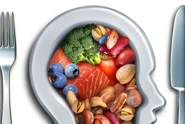 alimentos y la salud mental