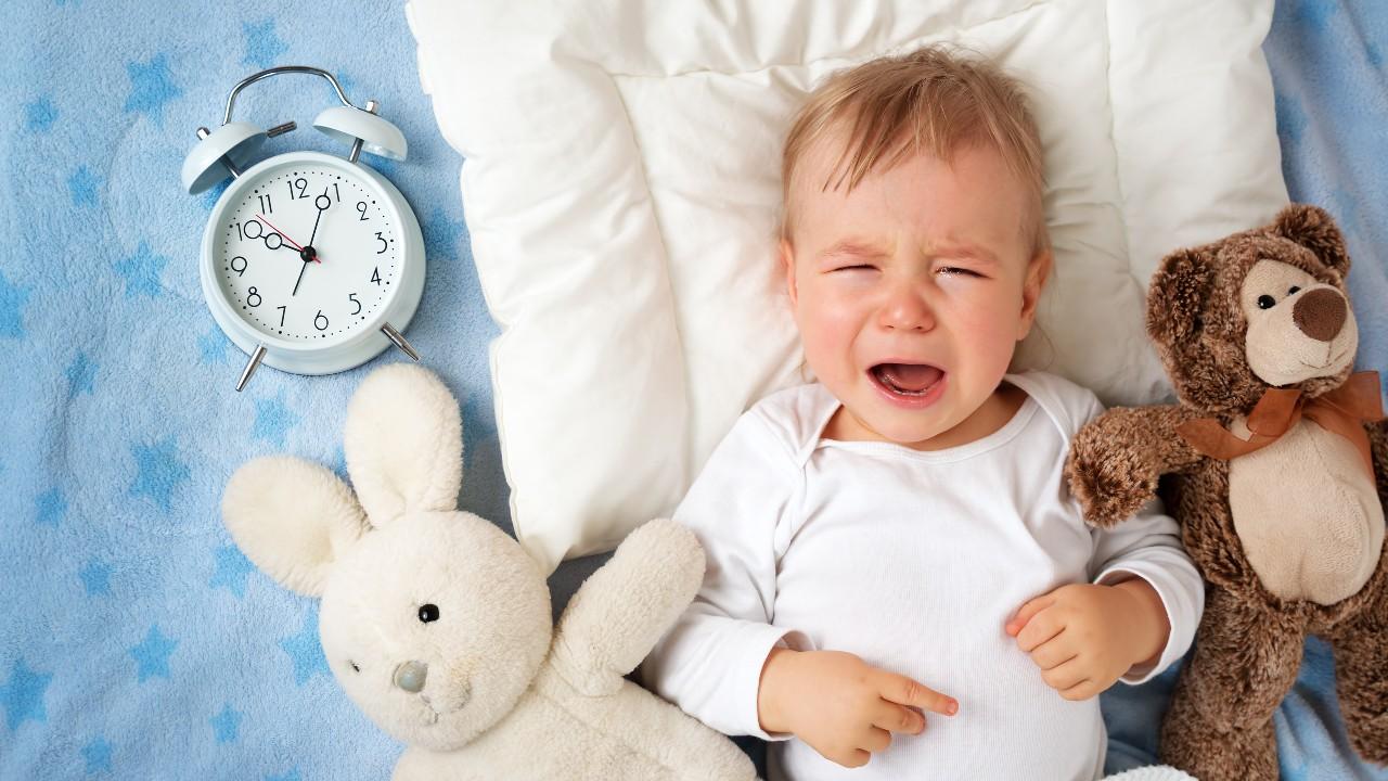 Consejos para consolar y calmar a tu bebé cuando llora