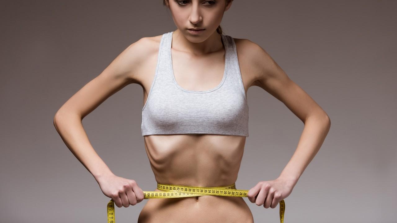 La anorexia: una enfermedad muy común en las chicas adolescentes