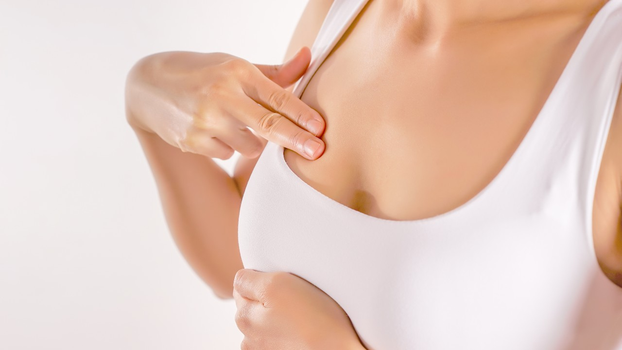 El autoexamen del seno