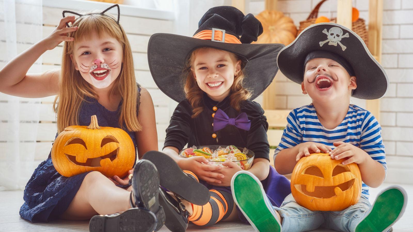 Disfruta un Halloween divertido y seguro