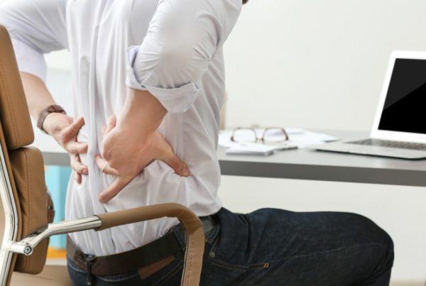 Tips para aliviar el dolor de espalda