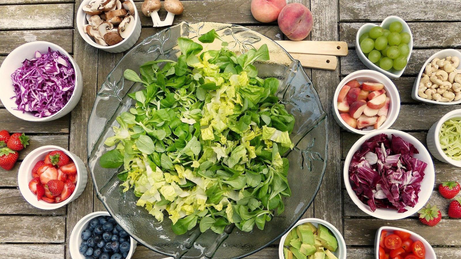 ¿Quieres llevar una dieta vegetariana? El balance es crítico